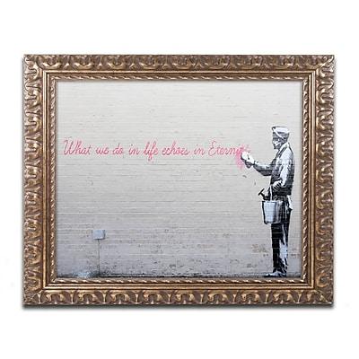 Trademark Global Banksy 'Echoes' 16