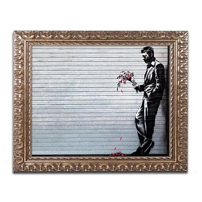 Trademark Global Banksy 'Hustler Club' 16
