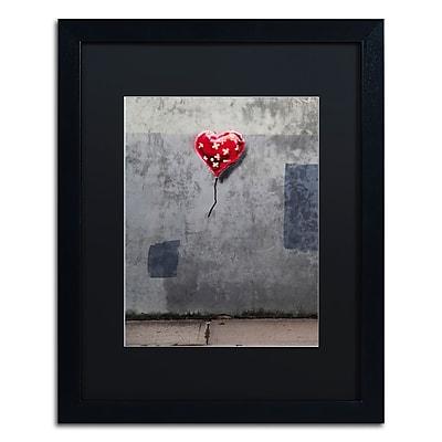 Trademark Fine Art Banksy 'NYC Love' 16 x 20 (886511715448)