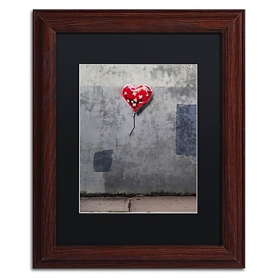 Trademark Fine Art Banksy 'NYC Love' 11 x 14 (886511715547)