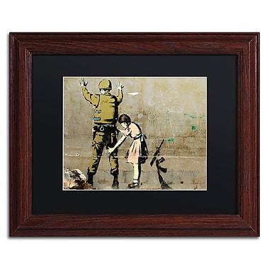 Trademark Fine Art Banksy 'War' 11 x 14 (886511716506)