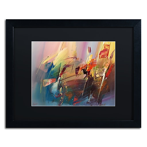 Trademark Fine Art Ricardo Tapia 'Garden'  16 x 20 (MA0147-B1620BMF)