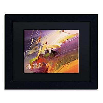 Trademark Fine Art Ricardo Tapia 'Midnight' 11 x 14 (MA0150-B1114BMF)