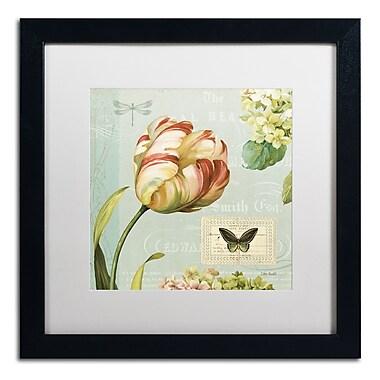 Trademark Fine Art Lisa Audit 'Mothers Treasure I' 16 x 16 (WAP0185-B1616MF)