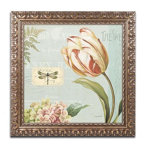Trademark Fine Art Lisa Audit 'Mothers Treasure II'  11 x 11 (WAP0186-G1111F)