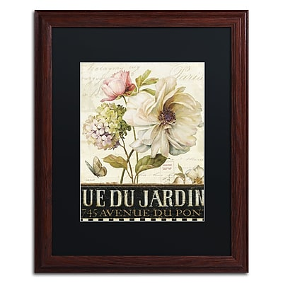 Trademark Fine Art Lisa Audit 'Marche de Fleurs II' 16 x 20 (886511708044)