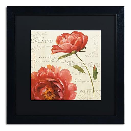 Trademark Fine Art Lisa Audit 'My Own Words'  16 x 16 (886511708150)