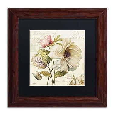 Trademark Fine Art Lisa Audit 'Marche de Fleurs II' 11 x 11 (886511708334)