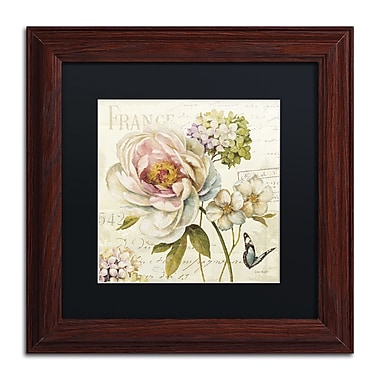 Trademark Fine Art Lisa Audit 'Marche de Fleurs III' 11 x 11 (886511708433)