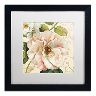 Trademark Fine Art Lisa Audit 'Les Jardin II' 16 x 16 (WAP0202-B1616MF)