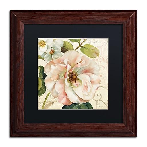 Trademark Fine Art Lisa Audit 'Les Jardin II'  11 x 11 (886511708532)
