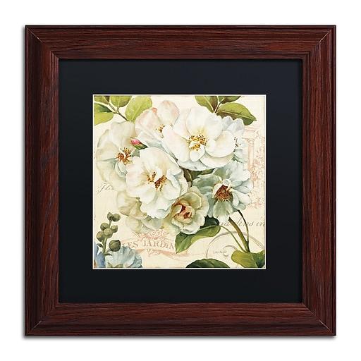 Trademark Fine Art Lisa Audit 'Les Jardin III'  11 x 11 (886511708631)