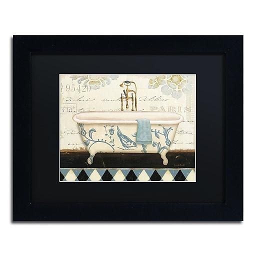 Trademark Fine Art Lisa Audit 'Marche de Fleurs Bath II'  11 x 14 (886511709430)