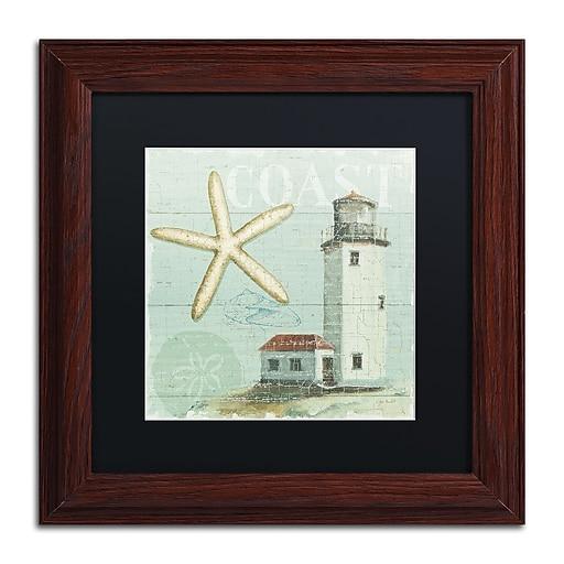 Trademark Fine Art Lisa Audit 'Beach House II'  11 x 11 (886511709713)