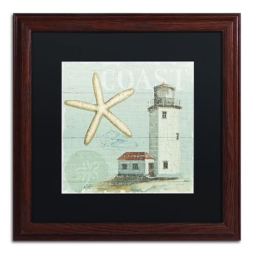 Trademark Fine Art Lisa Audit 'Beach House II'  16 x 16 (886511709737)