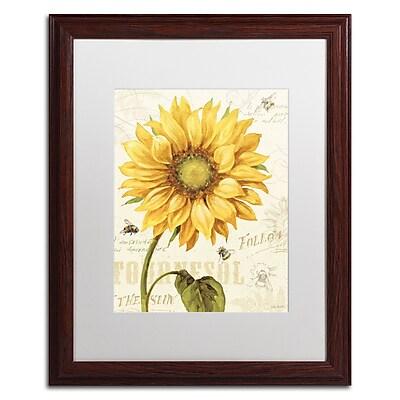 Trademark Fine Art Lisa Audit 'Under the Sun I' 16 x 20 (WAP0221-W1620MF)