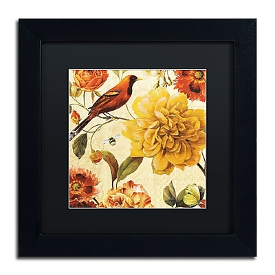 Trademark Fine Art Lisa Audit 'Rainbow Garden Spice II' 11 x 11 (886511710436)