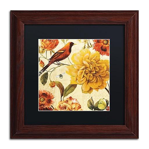 Trademark Fine Art Lisa Audit 'Rainbow Garden Spice II'  11 x 11 (886511710511)