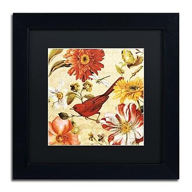 Trademark Fine Art Lisa Audit 'Rainbow Garden Spice III' 11 x 11 (886511710535)
