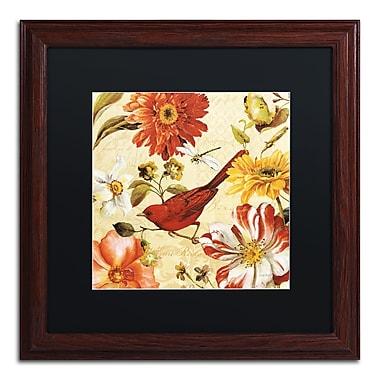 Trademark Fine Art Lisa Audit 'Rainbow Garden Spice III' 16 x 16 (886511710627)
