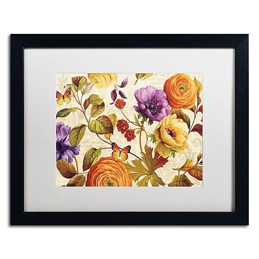 Trademark Fine Art Lisa Audit 'End of Summer I'  16 x 20 (WAP0230-B1620MF)