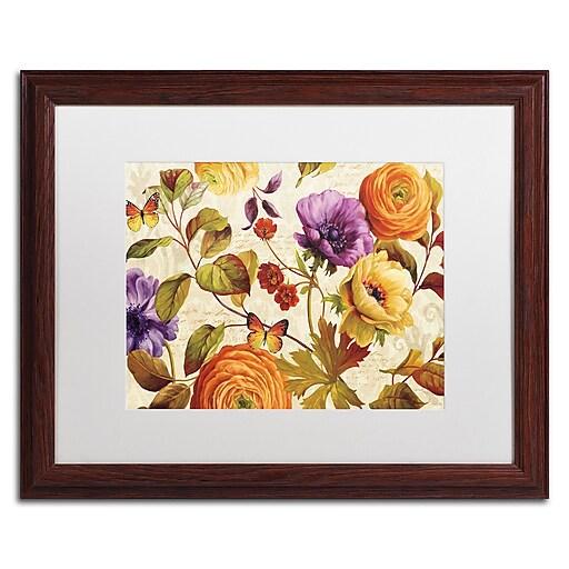 Trademark Fine Art Lisa Audit 'End of Summer I'  16 x 20 (WAP0230-W1620MF)