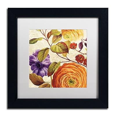 Trademark Fine Art Lisa Audit 'End of Summer III' 11 x 11 (WAP0232-B1111MF)