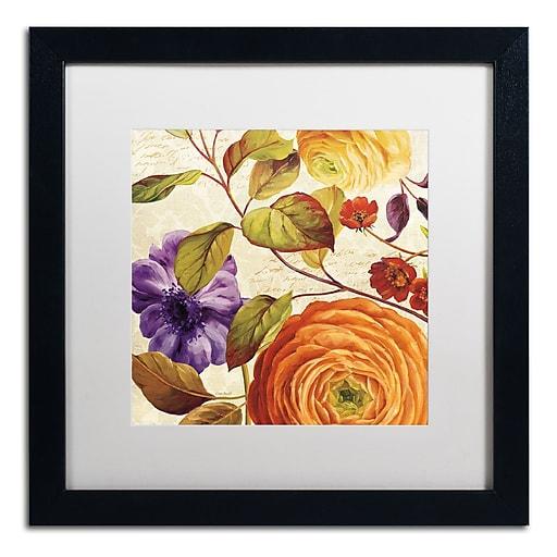 Trademark Fine Art Lisa Audit 'End of Summer III'  16 x 16 (WAP0232-B1616MF)