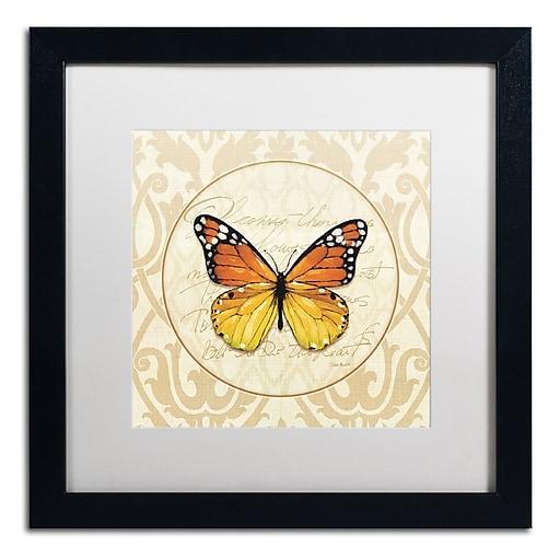 Trademark Fine Art Lisa Audit 'End of Summer IV'  16 x 16 (WAP0233-B1616MF)