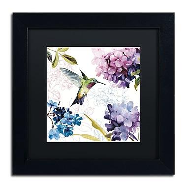Trademark Fine Art Lisa Audit 'Spring Nectar Square II' 11 x 11 (886511711471)