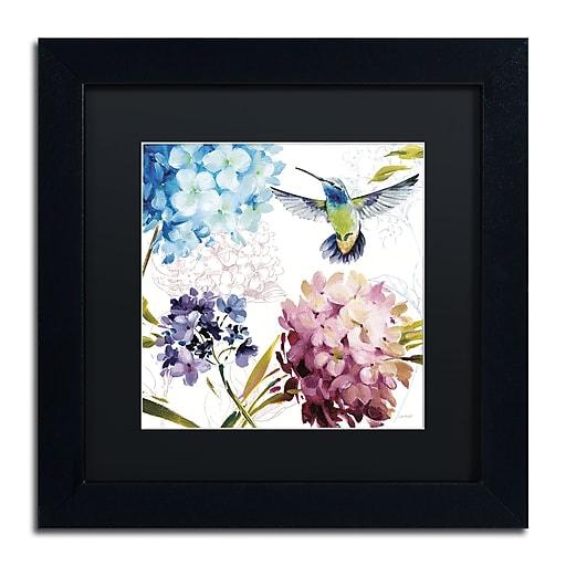 Trademark Fine Art Lisa Audit 'Spring Nectar Square III'  11 x 11 (886511711594)