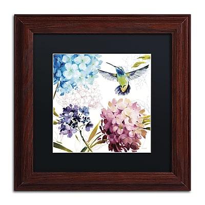 Trademark Fine Art Lisa Audit 'Spring Nectar Square III' 11 x 11 (886511711693)