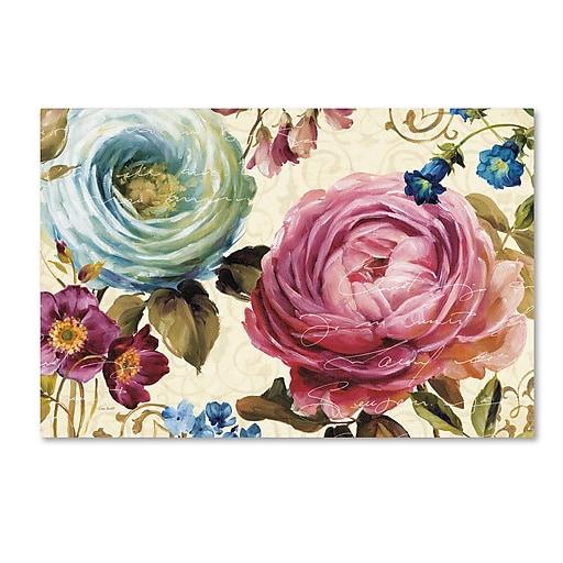Trademark Fine Art Lisa Audit 'Victorias Dream III'  22 x 32 (WAP0238-C2232GG)