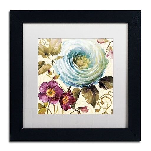 Trademark Fine Art Lisa Audit 'Victorias Dream I'  11 x 11 (WAP0239-B1111MF)
