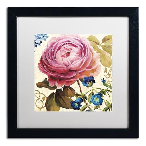 Trademark Fine Art Lisa Audit 'Victorias Dream II'  16 x 16 (WAP0240-B1616MF)