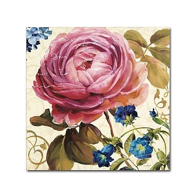 Trademark Fine Art Lisa Audit 'Victorias Dream II' 14 x 14 (WAP0240-C1414GG)