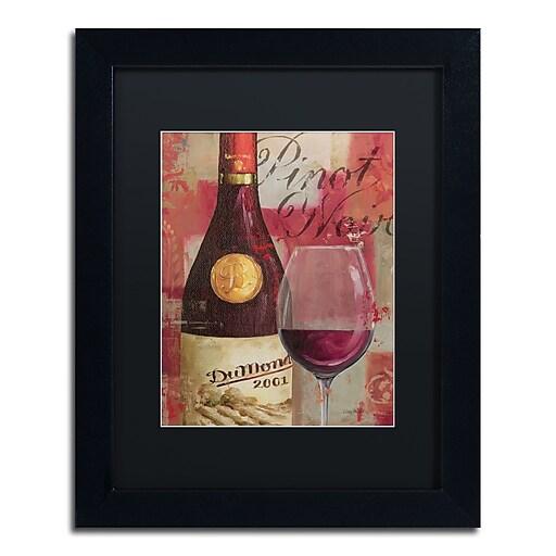 Trademark Fine Art Lisa Audit 'Vin Abstract I'  11 x 14 (886511712010)