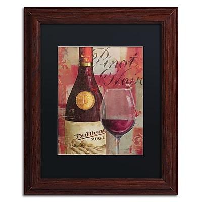 Trademark Fine Art Lisa Audit 'Vin Abstract I' 11 x 14 (886511712096)