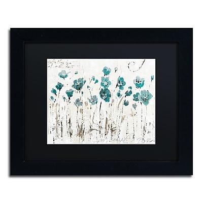 Trademark Fine Art Lisa Audit 'Abstract Balance VI Blue' 11 x 14 (886511712478)