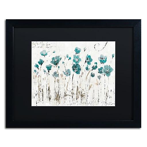 Trademark Fine Art Lisa Audit 'Abstract Balance VI Blue'  16 x 20 (886511712492)