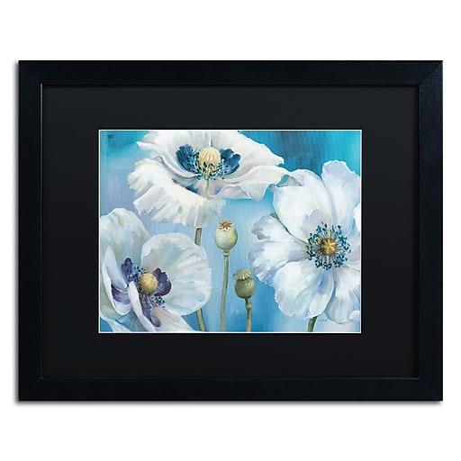 Trademark Fine Art Lisa Audit 'Blue Dance I'  16 x 20 (886511712591)