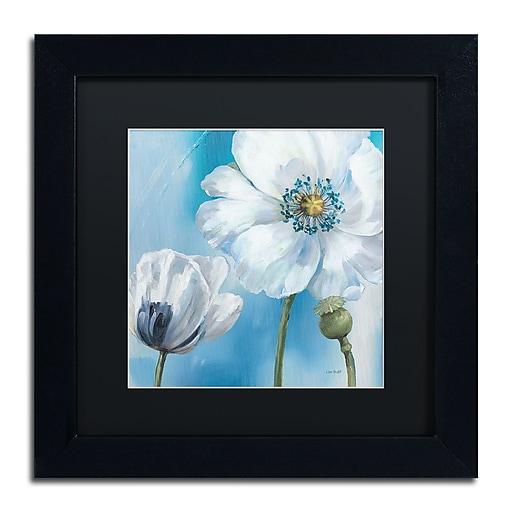 Trademark Fine Art Lisa Audit 'Blue Dance III'  11 x 11 (886511712737)