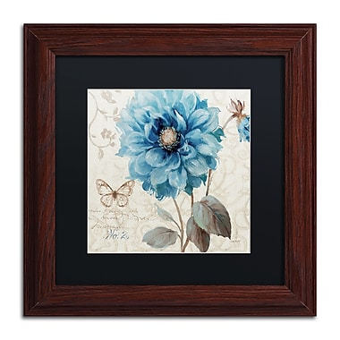 Trademark Fine Art Lisa Audit 'A Blue Note II' 11 x 11 (886511712935)