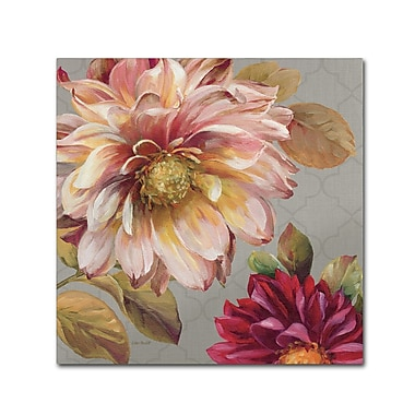 Trademark Fine Art Lisa Audit 'Classically Beautiful III' 18 x 18 (WAP0255-C1818GG)