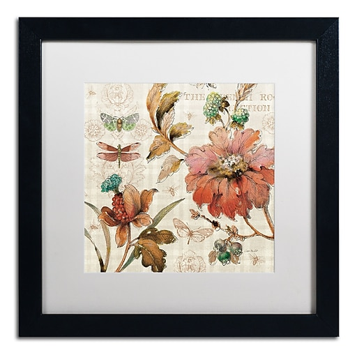Trademark Fine Art Lisa Audit 'French Country V'  16 x 16 (WAP0257-B1616MF)