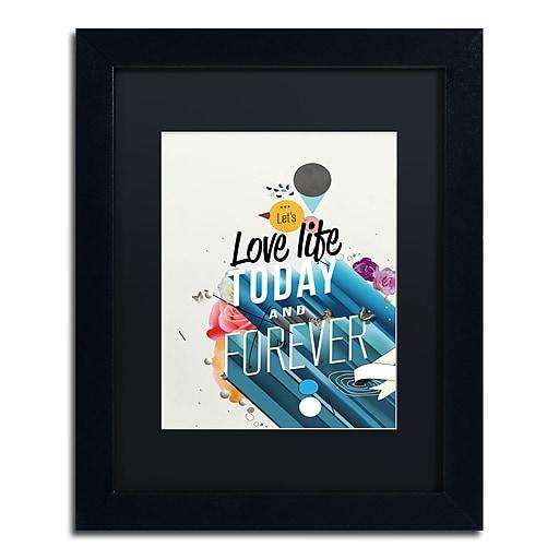 Trademark Fine Art Kavan & Co 'Everything Forever'  11 x 14 (886511611801)