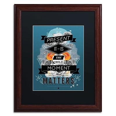 Trademark Fine Art Kavan & Co 'The Present' 16 x 20 (886511612723)