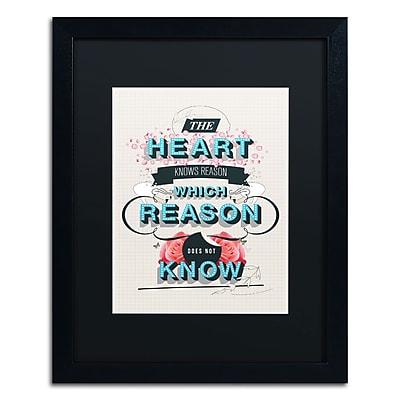 Trademark Fine Art Kavan & Co 'The Reason' 11 x 14 (886511612747)