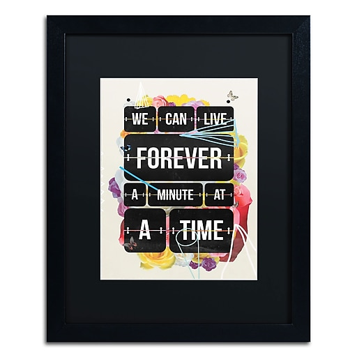 Trademark Fine Art Kavan & Co 'Time of Your Life'  11 x 14 (886511612983)