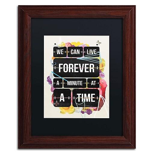 Trademark Fine Art Kavan & Co 'Time of Your Life'  11 x 14 (886511613065)